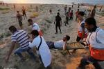 Four Protesters Killed and 126 Injured by Israeli Forces