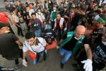 305 Palestinian Protesters Wounded by the Israeli Military at Friday Demonstrations in Gaza