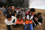 71th Friday of Demonstrations in Gaza, 161 Wounded, including 56 Children, One Woman and Six Paramedics