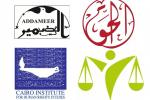 Four Palestinian and Regional Civil Society Organisations Send Submission to UN Expert on Long-Term Detention of Human Rights Defenders