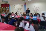 Al Mezan Holds Child Rights Promotion Session for Student Parliamentarians in Gaza City